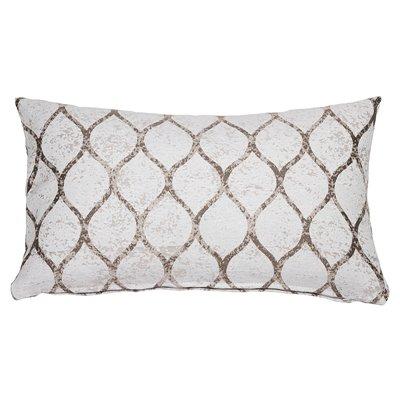Beige Cell Cushion 30x50 cm