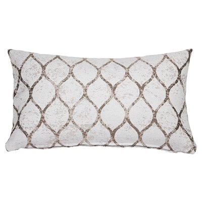 Coussin Beige Cell 30x50 cm