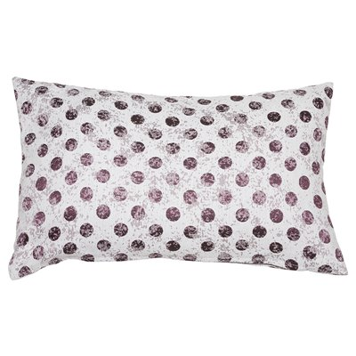 Cell Coordinated Purple Cushion 30x50 cm