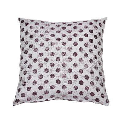 Cell Coordinated Purple Cushion 60x60 cm