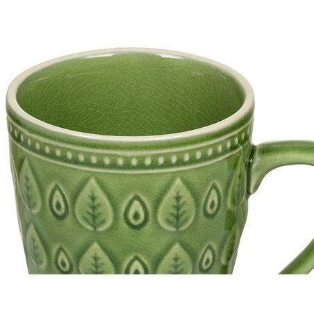 Taza natural verde