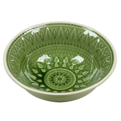 Green natural bowl