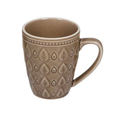 Brown Natural Cup