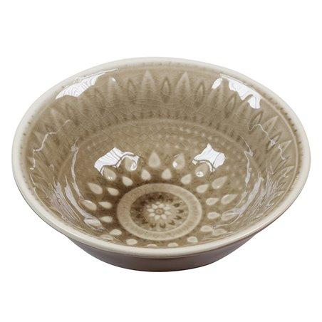 Brown Natural bowl