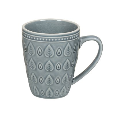 Blue Natural cup