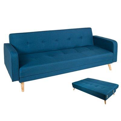 Sixty Sofabett blau