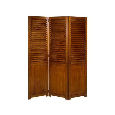 Colonial folding screen