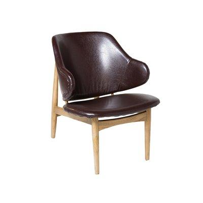 Brown Vital armchair