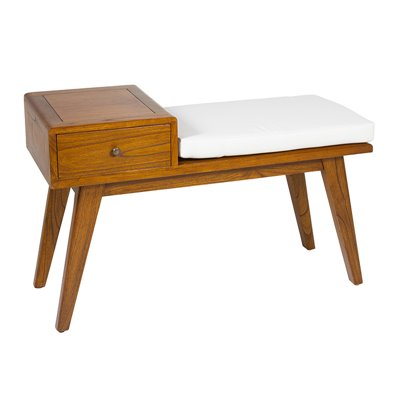 Jenki Bench with 1 drawer