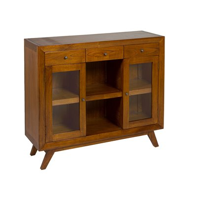 Jenki Console table with 3 drawers