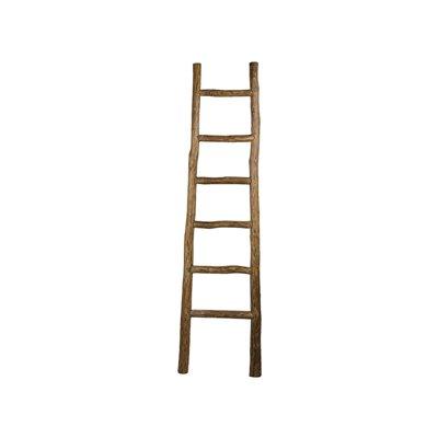Wooden Escalier
