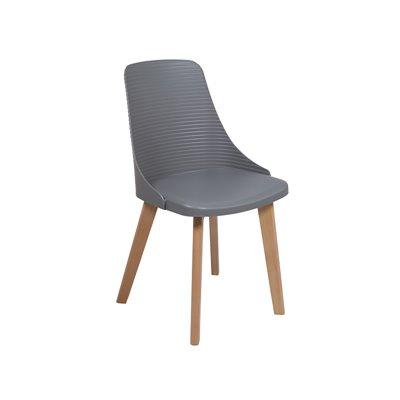 Cadira Mode grisa