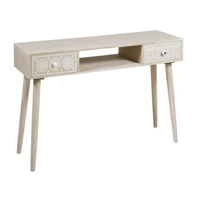 Boho Console table - side table