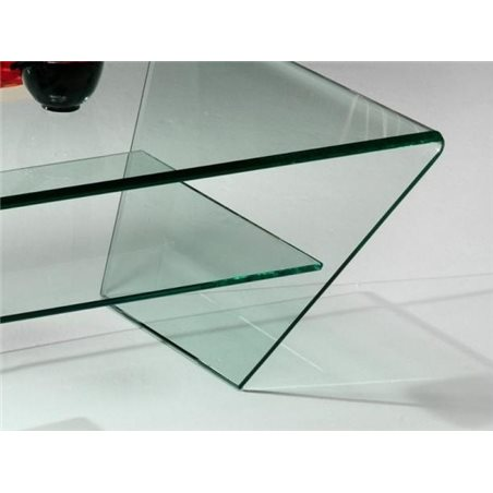 Coffee table Mini crystal Kylie 90 cm