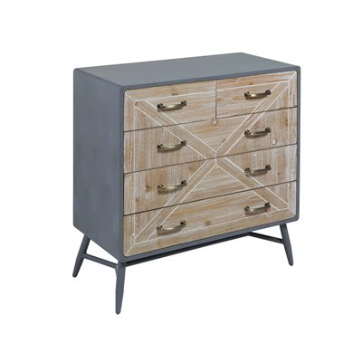 Chest of drawers with 5 drawers Queens