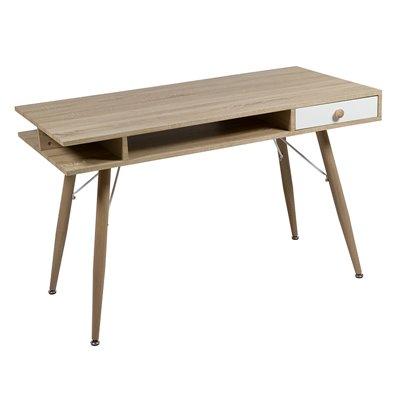 One Schreibtisch
