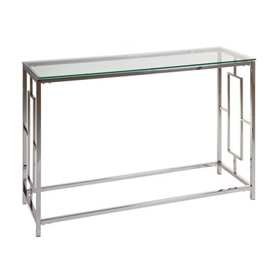 Vel Hall furniture with glass