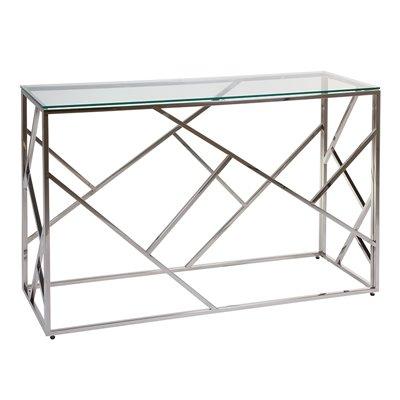 Mueble recibidor con cristal Abstract