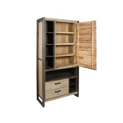 tundra regal mit schubladen. Black Bedroom Furniture Sets. Home Design Ideas