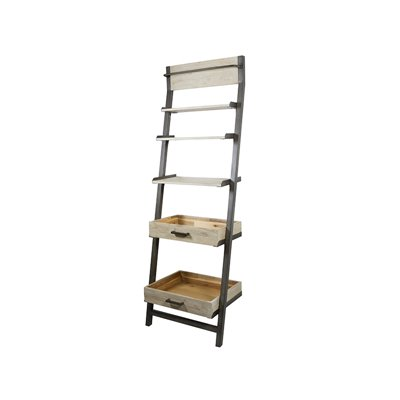 Tundra staircase shelf
