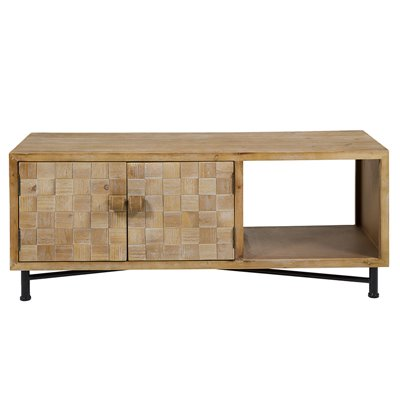 Carré television cabinet