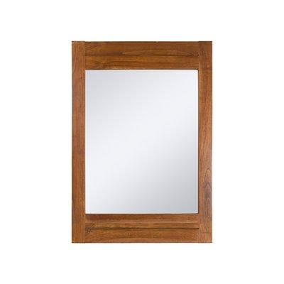 Espello parede Ohio cor carballo