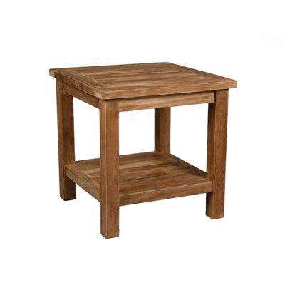 Teak table 50x50x50 cm