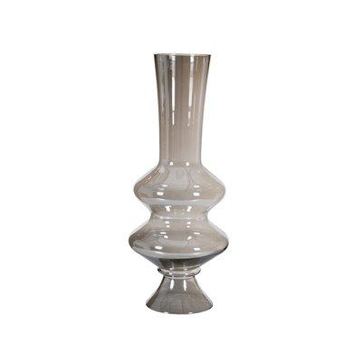 Vaso prata cristal