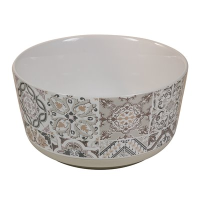 Casadecor gray bowl