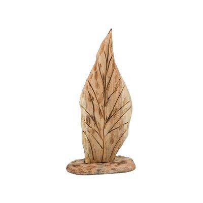 Figura de madeira Native