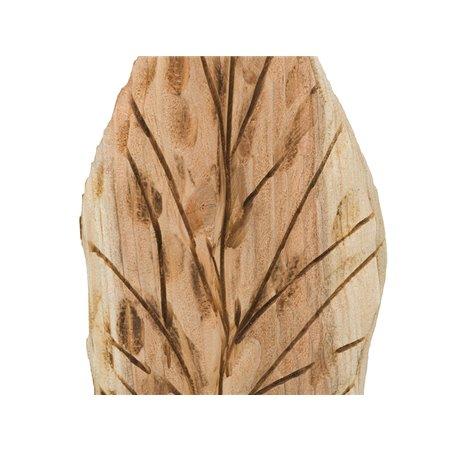 Figura de madera Native