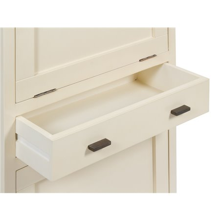 White shoes rack cabinet