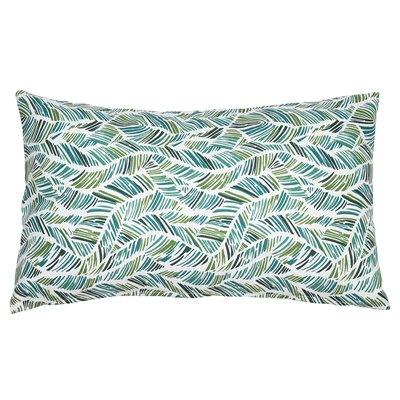 Adan cushion coordinated green 30x50 cm