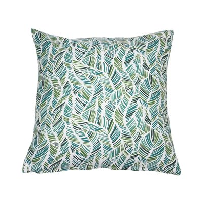 Adan cushion coordinated green 45x45 cm
