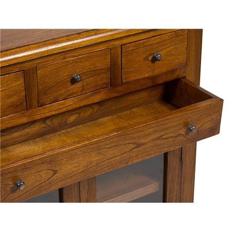 CABINET 4 DRAWERS 80x28x90 CM