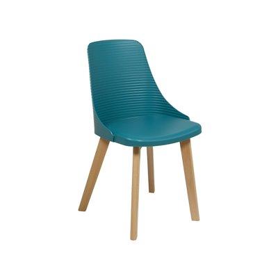 Blue Mode Chair