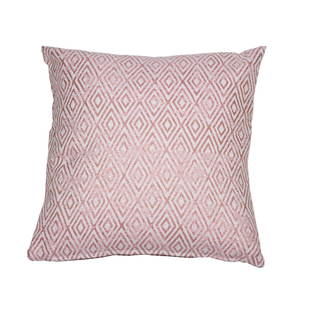 Amanda coordinated Pink Cushion 45x45 cm
