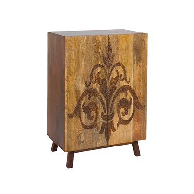 Table console de style vintage Damasco