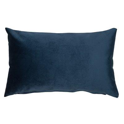 Coxín Velvet mariño 30x50 cm