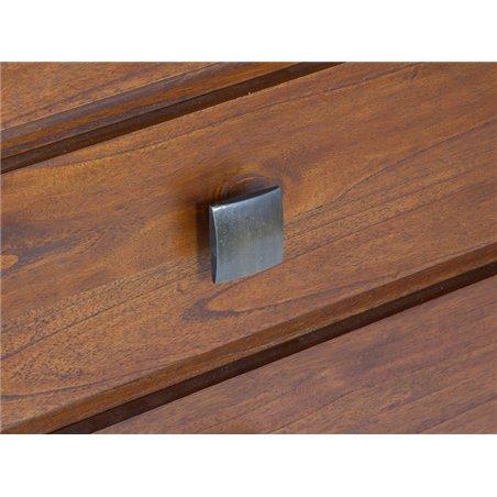 Dresser Nature 4 drawers 95x45x91 cm