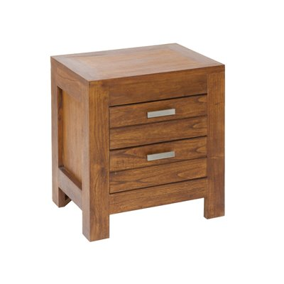 Mp-734 ohio nightstand 2 drawers