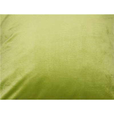 Coxín Velvet pistacho 45x45 cm