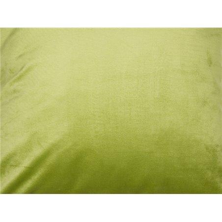 Coussin Velvet pistache 45x45 cm