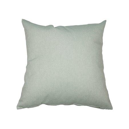 Cushion Old Panama green 45x45 cm