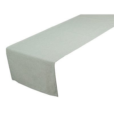 Table runner Old Panama green 40x135 cm