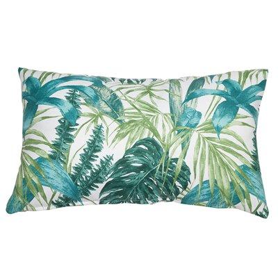 Adan green cushion 30x50 cm