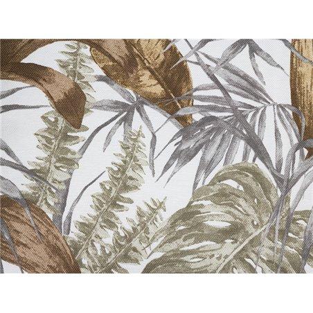 Cojín Adan marrón 60x60 cm