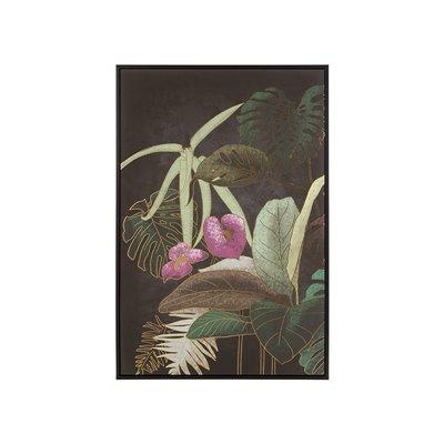 Pintura a óleo tropical