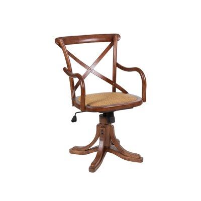 Cadira oficina recolze en creu