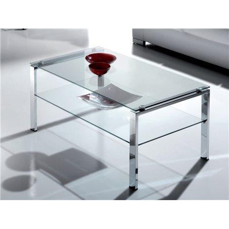 Glass coffee table Aremi